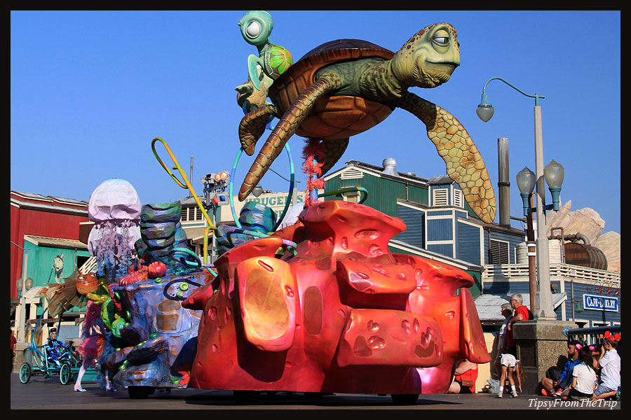 Pixar Play Parade -2016, DCA