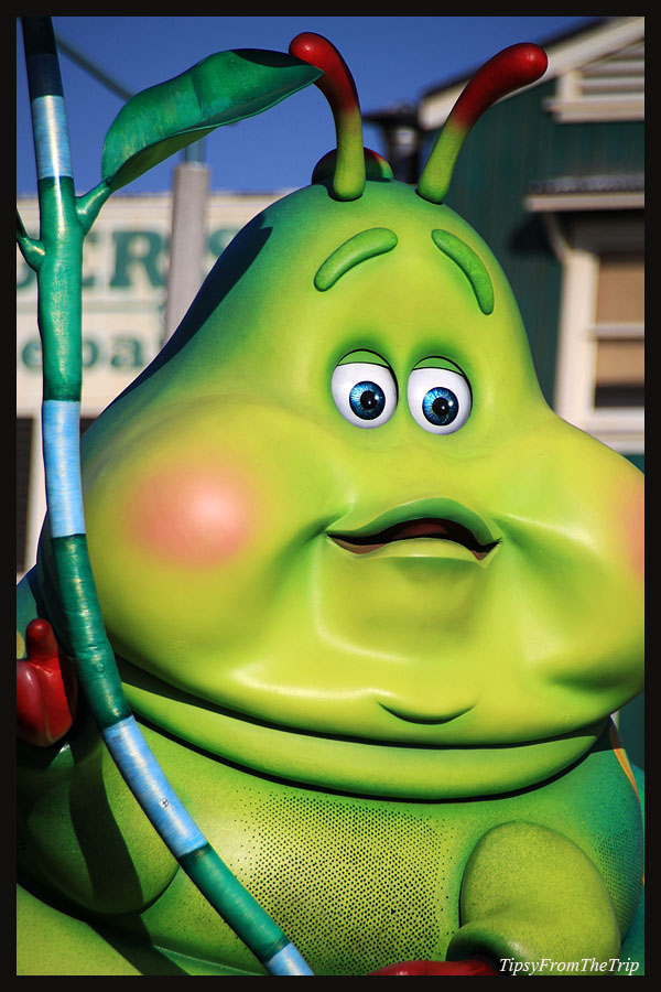 Heimlich, Pixar Play Parade -2016, DCA