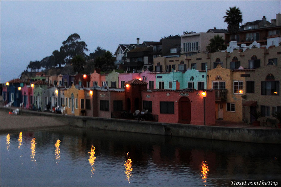 One morning in Capitola