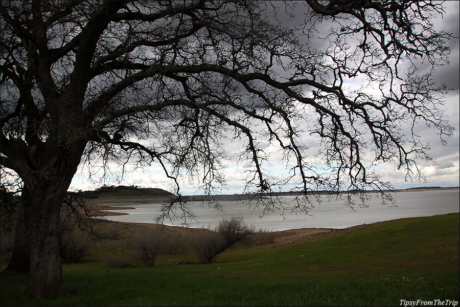 Folsom Lake, California