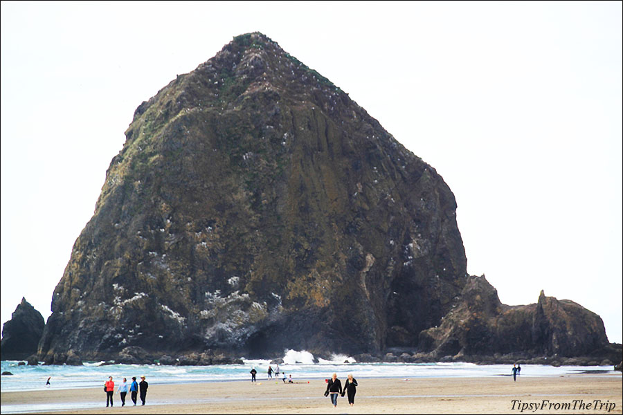 The Haystack at Cannon Beach