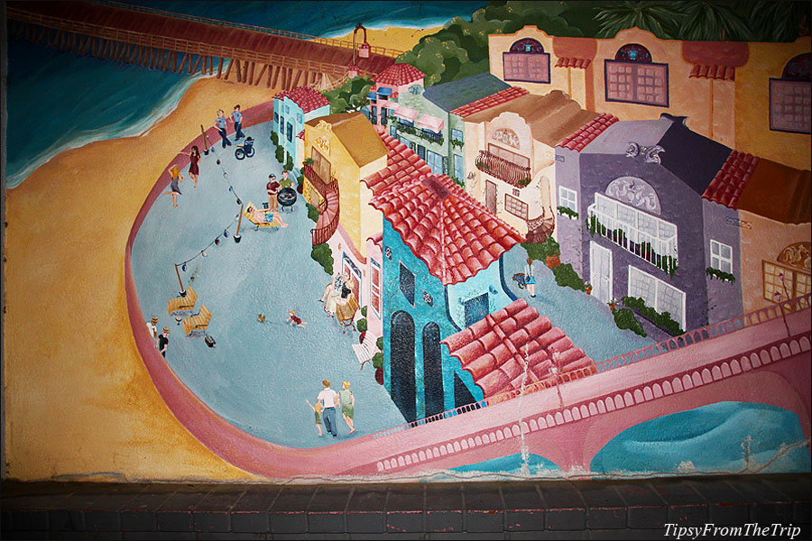 Capitola Venetian by Beth Cleventine.