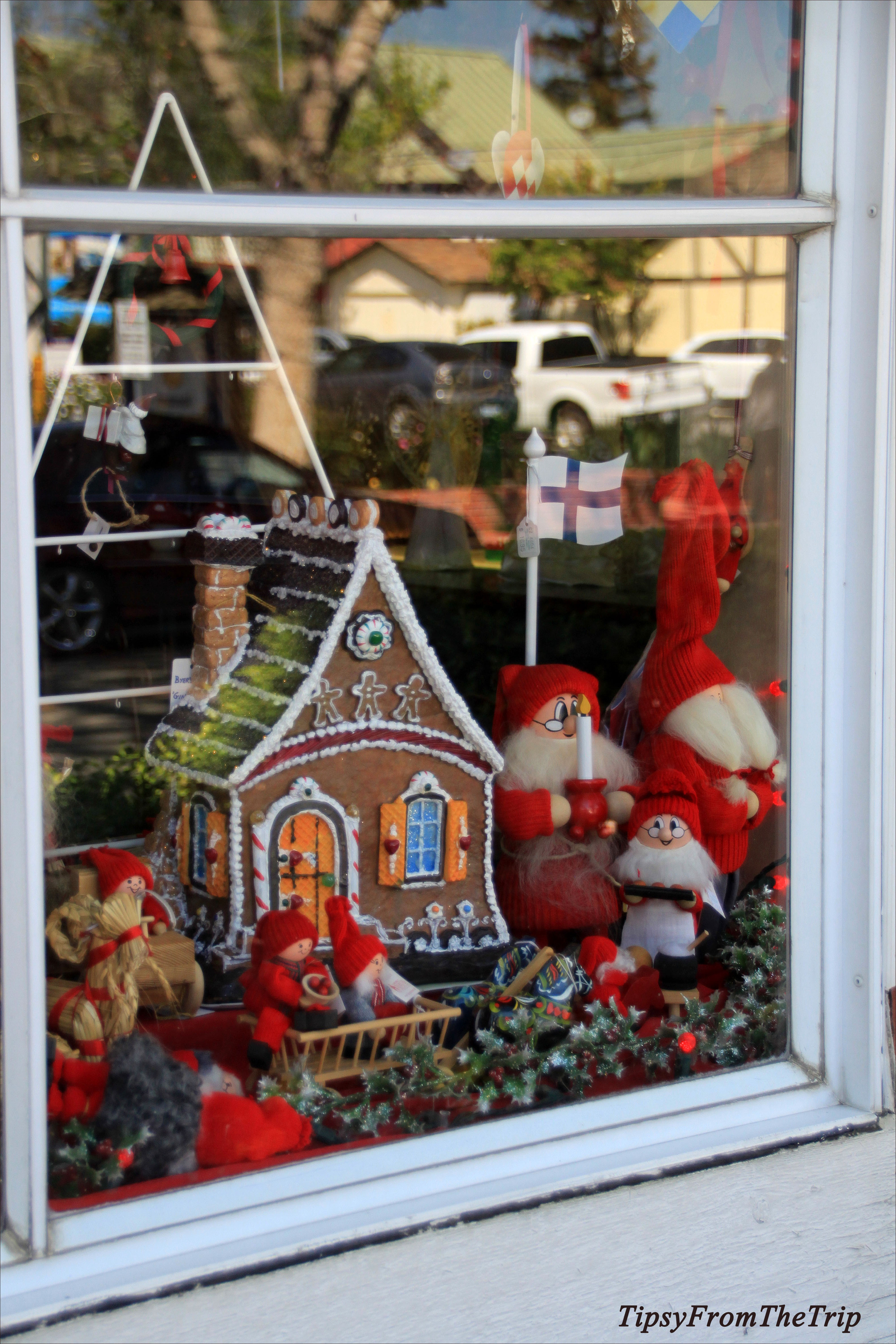 Solvang's all year round Christmas store