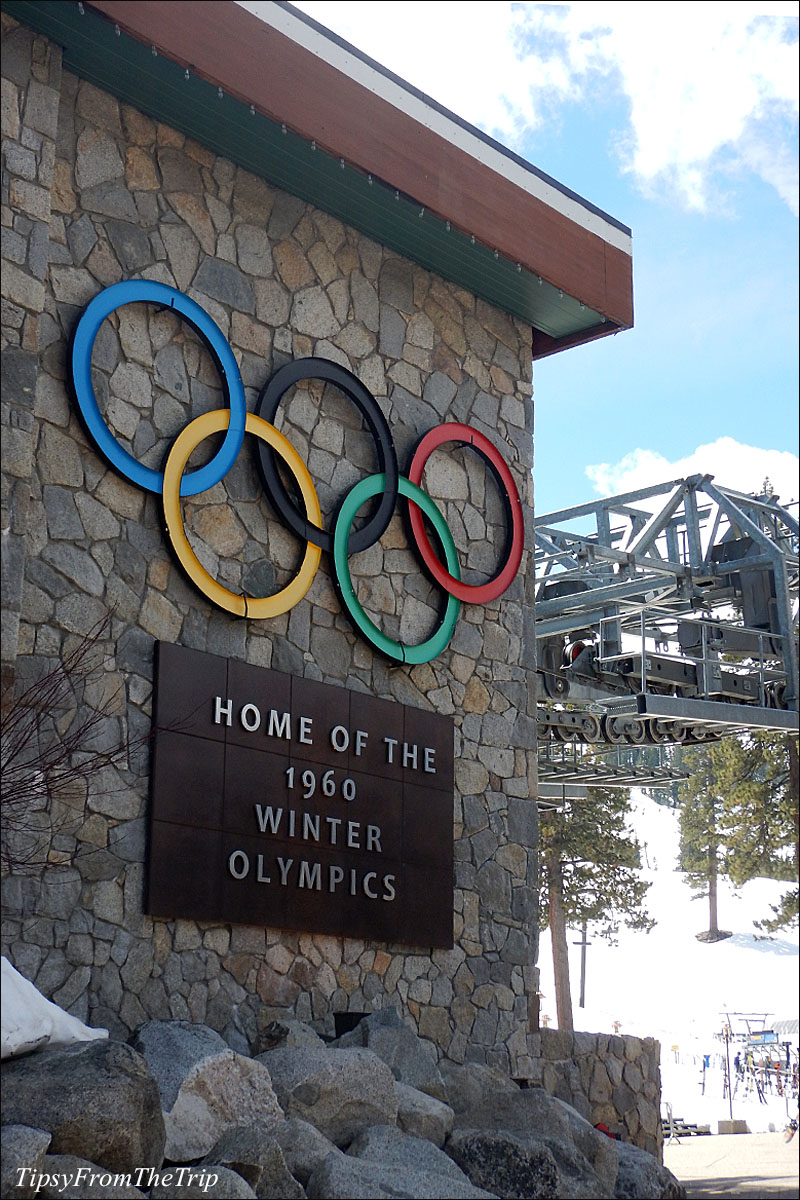 Squaw Valley - the home of the 1960 Winter Olympics.