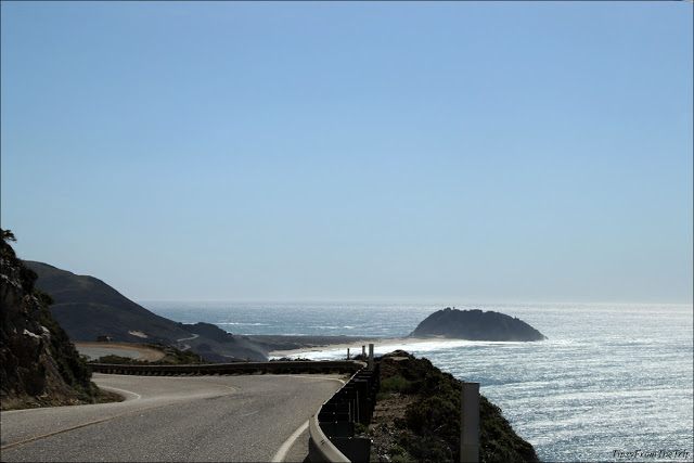 Sights from 'el sur grande' or Big Sur