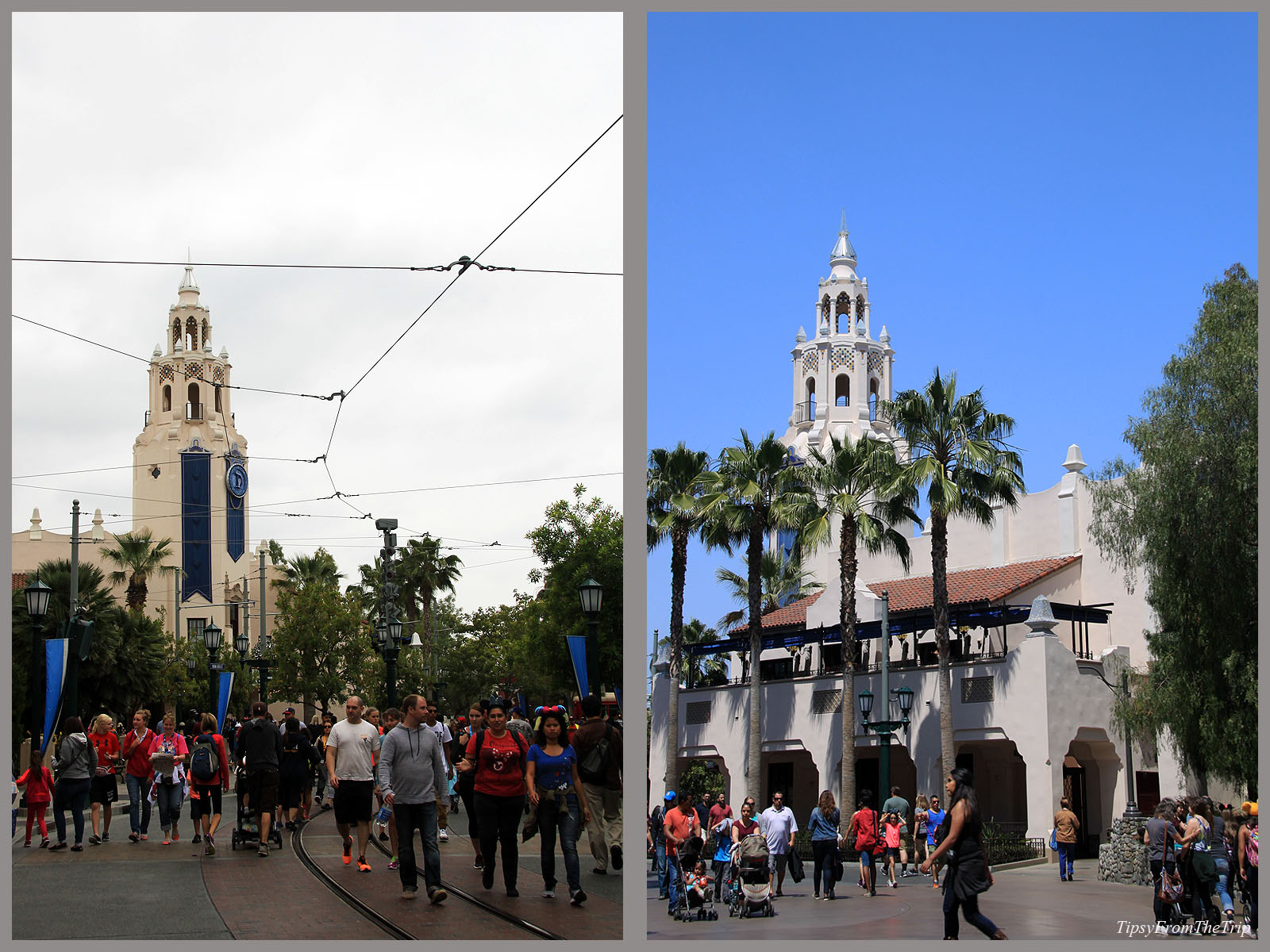 Disney California Adventure Park - Carthay Circle theater