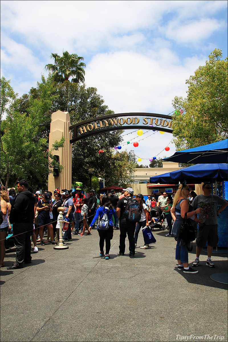 Disney California Adventure Park - Hollywood Studios