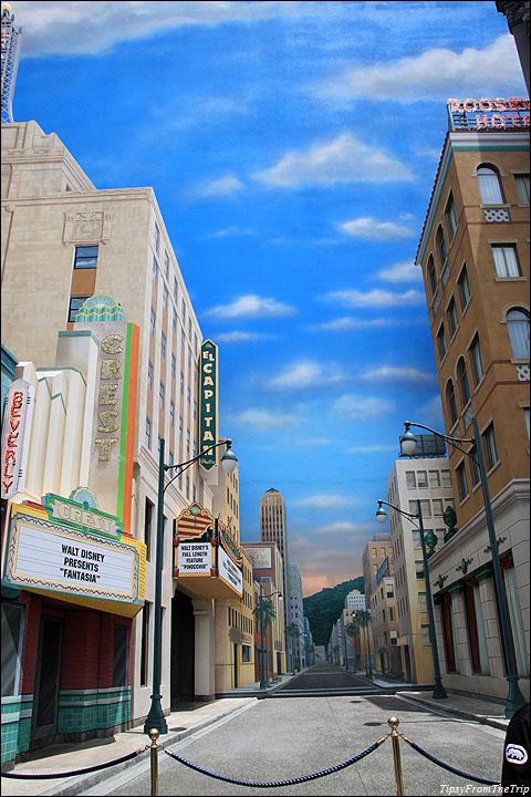 Hollywood Boulevard Mural