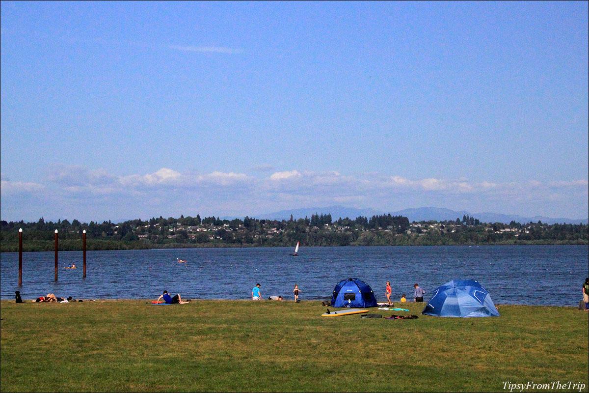 Vancouver Lake Regional Park, Vancouver, WA