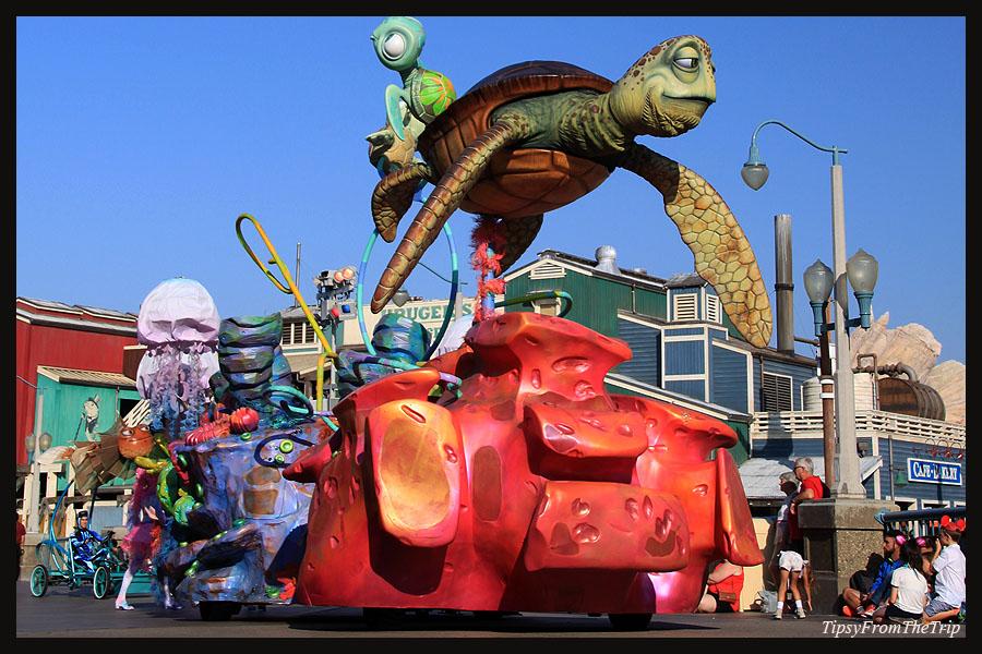 Pixar Play Parade -2016, DCA