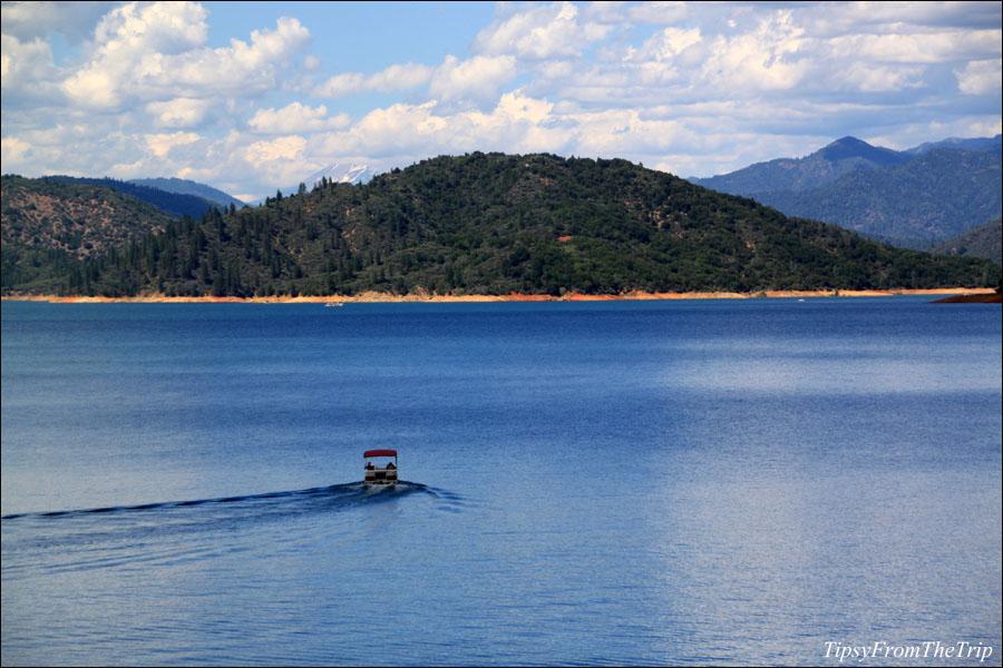 Shasta Lake, California