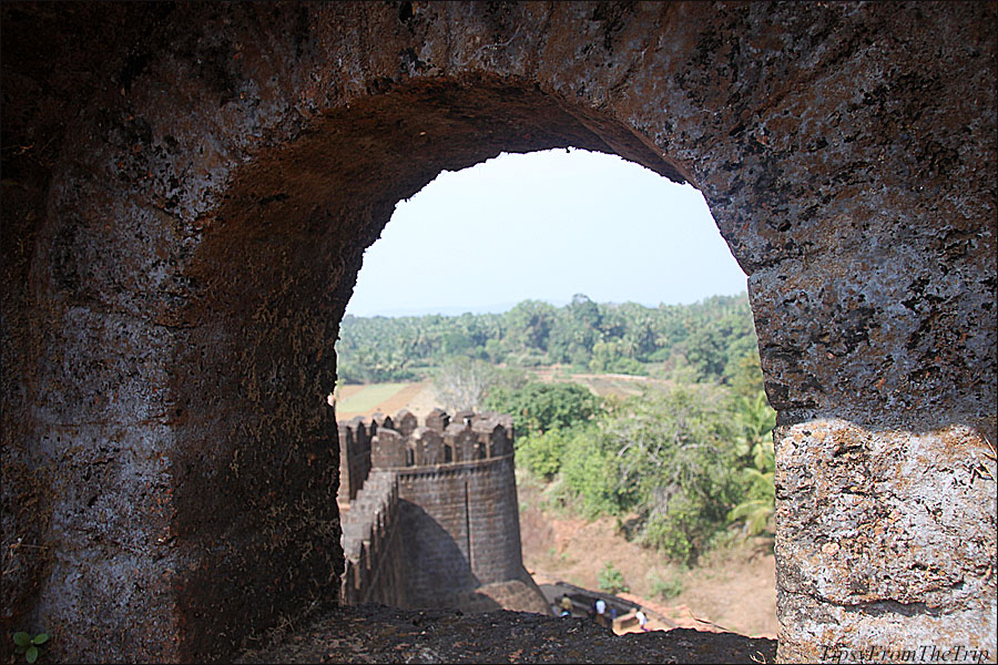 Mirjan Fort in Karnataka