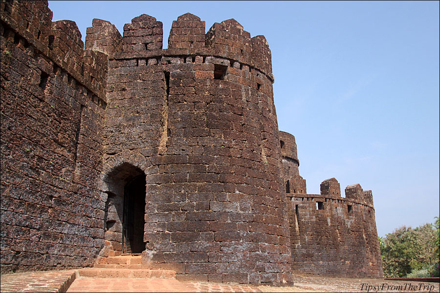 Mirjan - A red fort in Karnataka