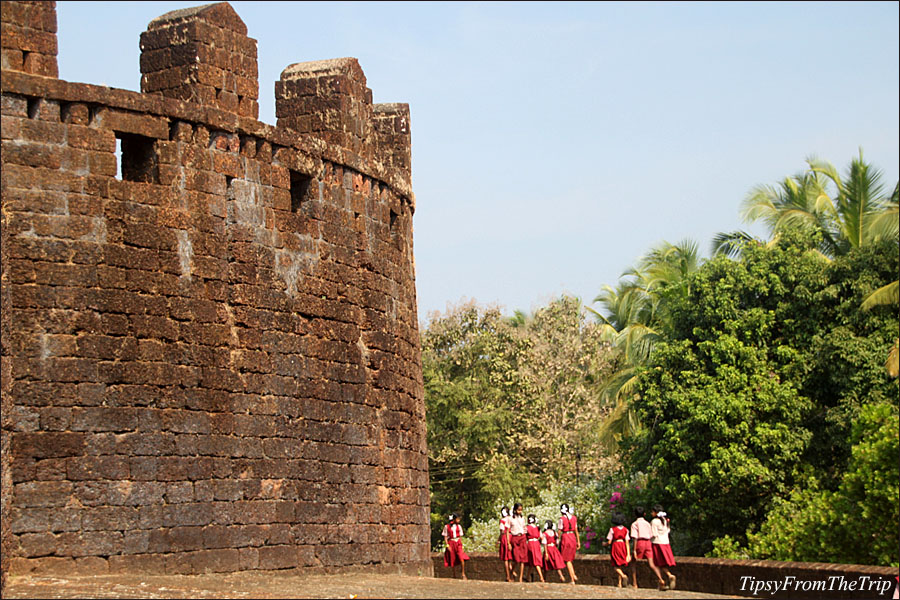 Karnataka's Red Fort