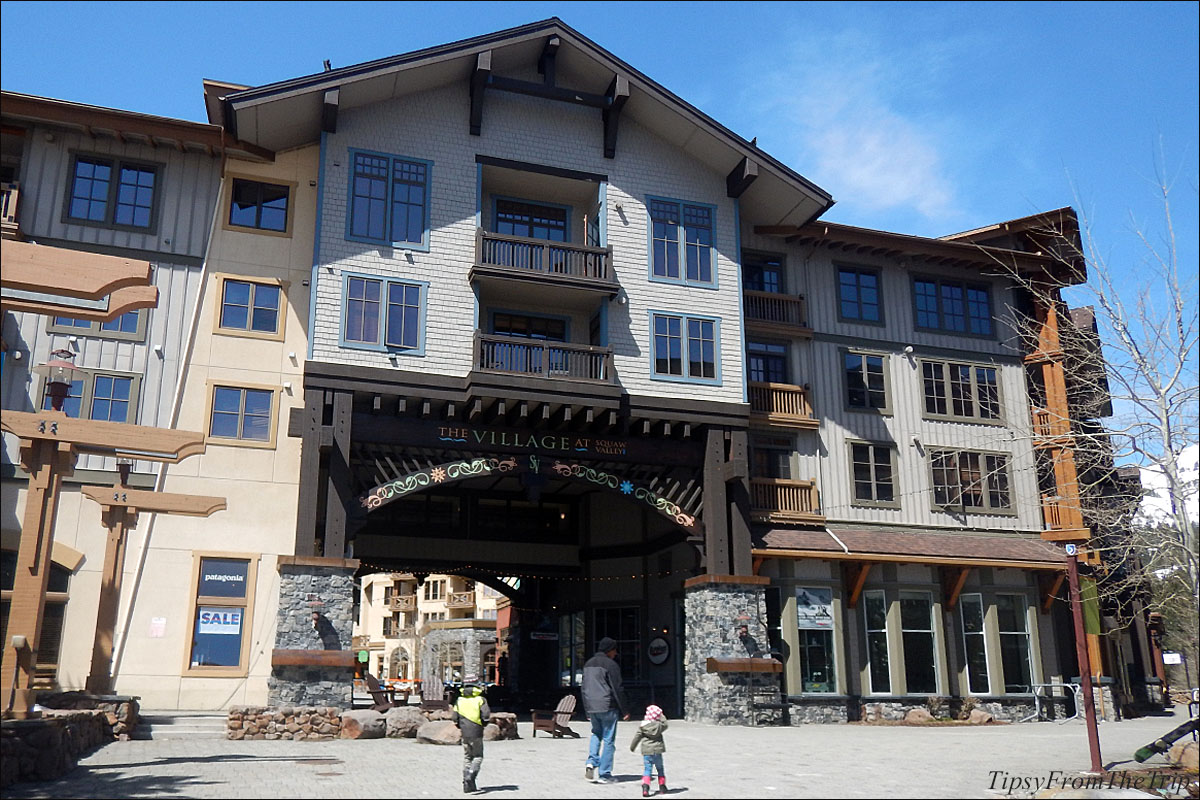 The Village, Squaw Valley