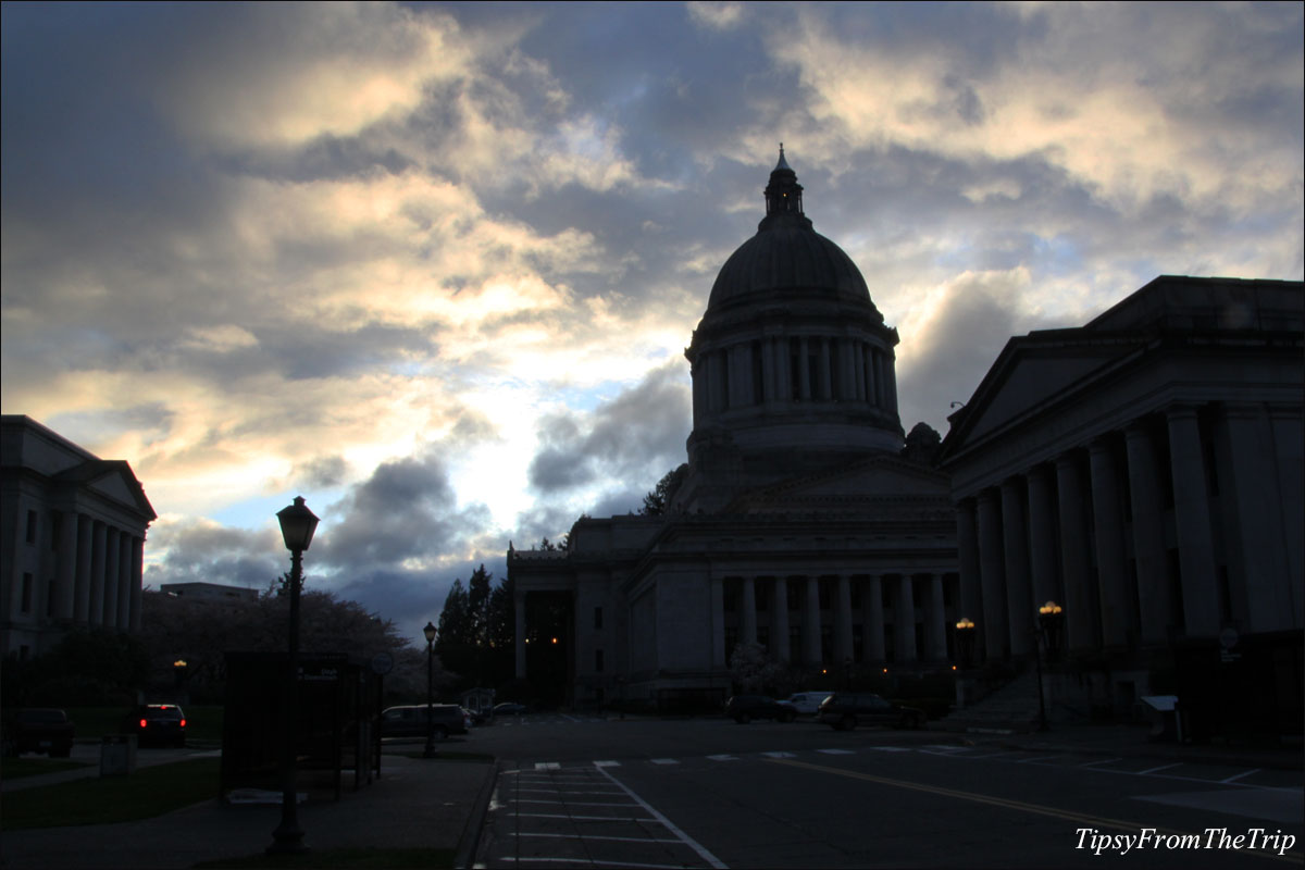 Washington State Capitol, Olympia- WA