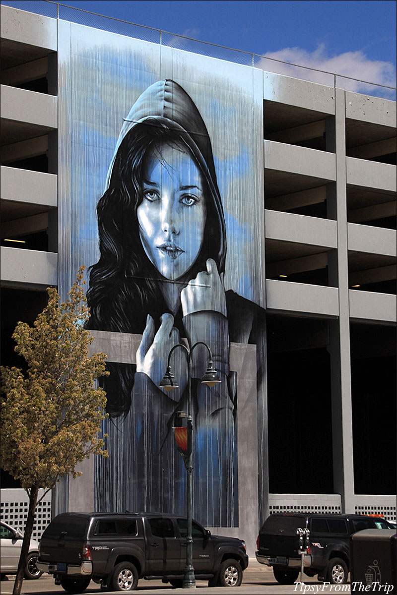 The Face of Reno by Christina Angelina