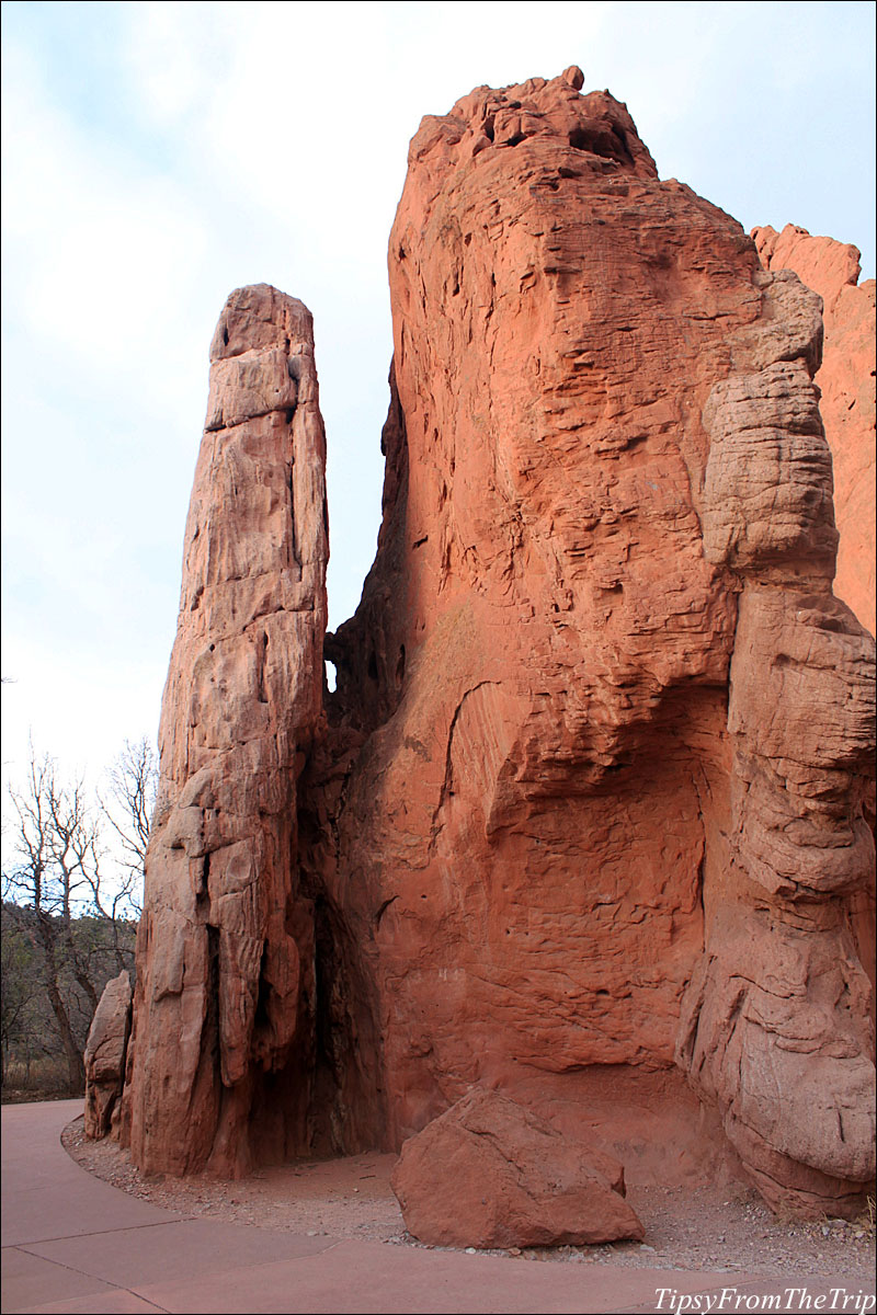 Sentinel Spires, Garden of the Gods.