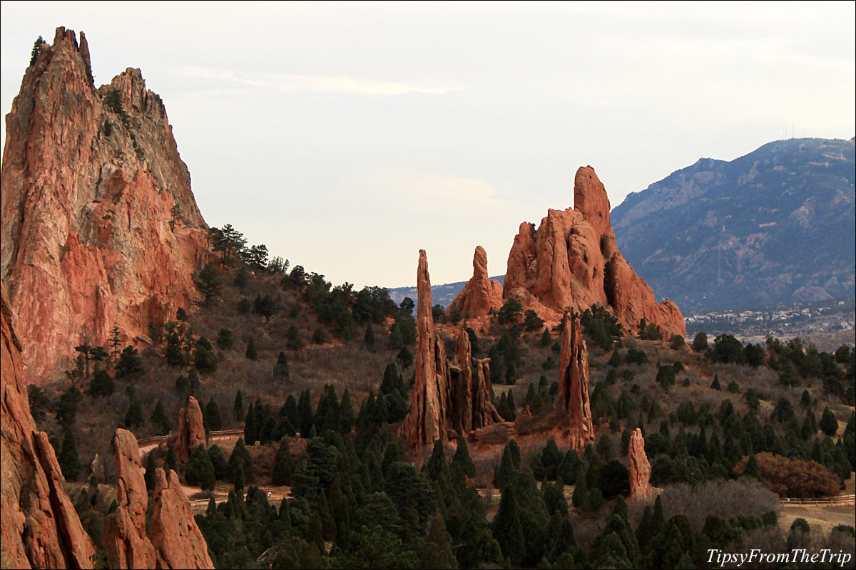 Cathedral Valley, Garden of the Gods.