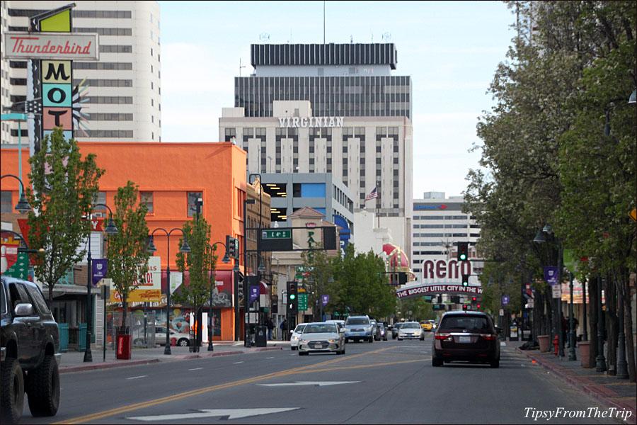 Virginia Street, Reno