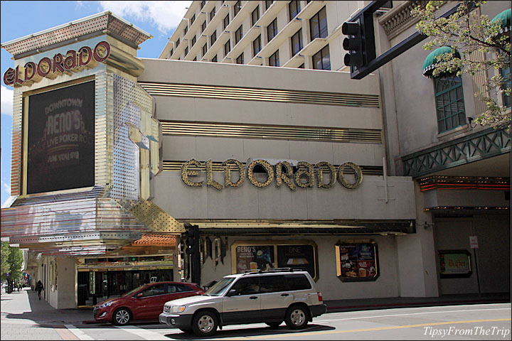 Eldorado, Reno, Nevada.