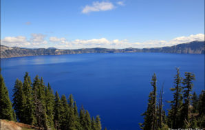 Crater Lake the Deepest (and Bluest, too?)