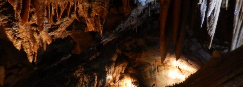 Shasta Caverns, California