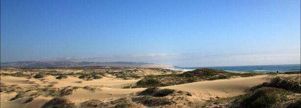 Guadalupe-Nipomo Dunes, California.