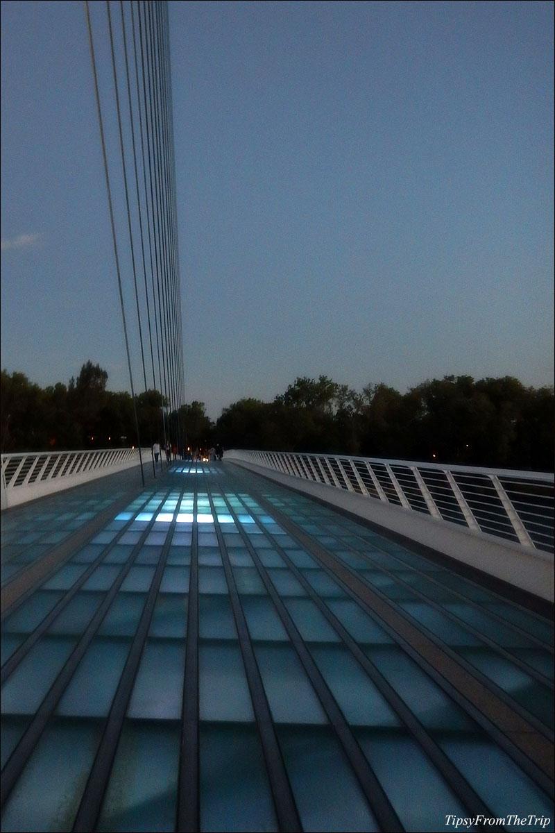 is this sundial bridge one of reddings best kept secrets