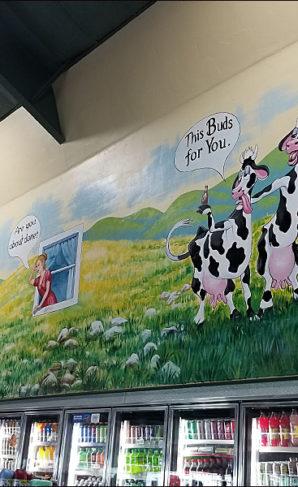 Countryside mural, Kettleman City