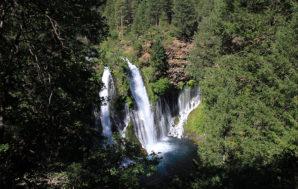 Could Burney Falls be a 'natural wonder?'