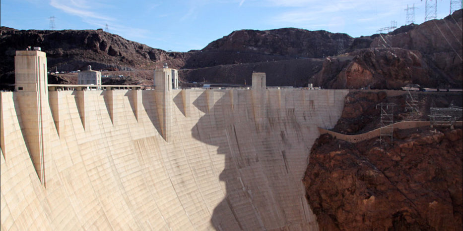 Hoover Dam: A Balance Between Two Time Zones | Tipsy from