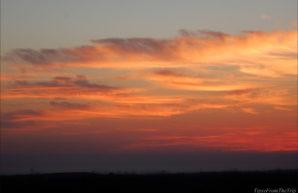 Sunrise Sky, California
