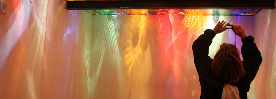 Persian Ceiling, Chihuly's Seattle